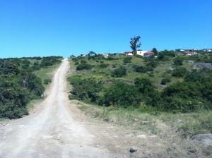 roads to rural schools