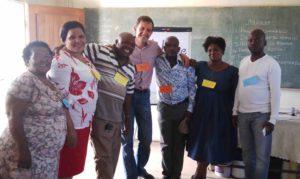 Phozi teachers